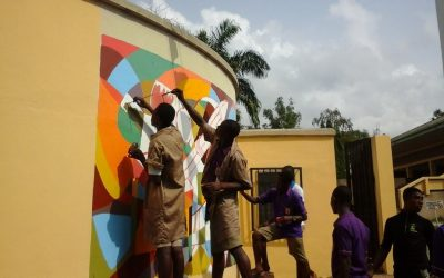 Transformation of the School Wall