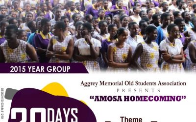 AMOSA Home Coming 2018
